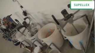 400m příprava podkladu, broušení a nivelace 6mm Chemos