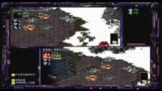 N64 Starcraft Bonus Mission II ''Resurrection'' IV (Part 1/4)