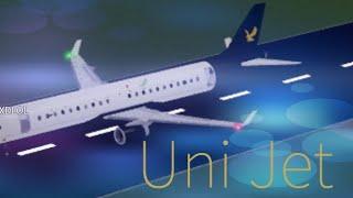 Uni Jet - Roblox airline review