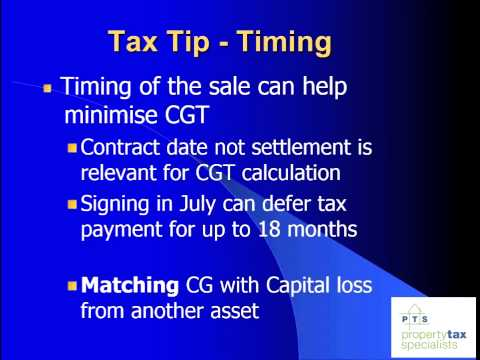 CGT Webinar April 2015