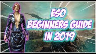 Eso Beginners Guide in 2019