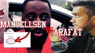 Manuellsen äußert sich zu Angriff von Arafat! Farid Bang Tour! Meinungen zu Vibe!