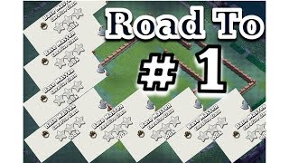 Road to #1 with Base Master- Clash of Clans