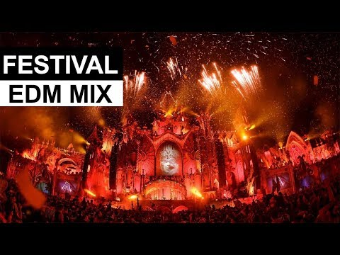 EDM Festival Mix 2017 - Best Electro House Party Music