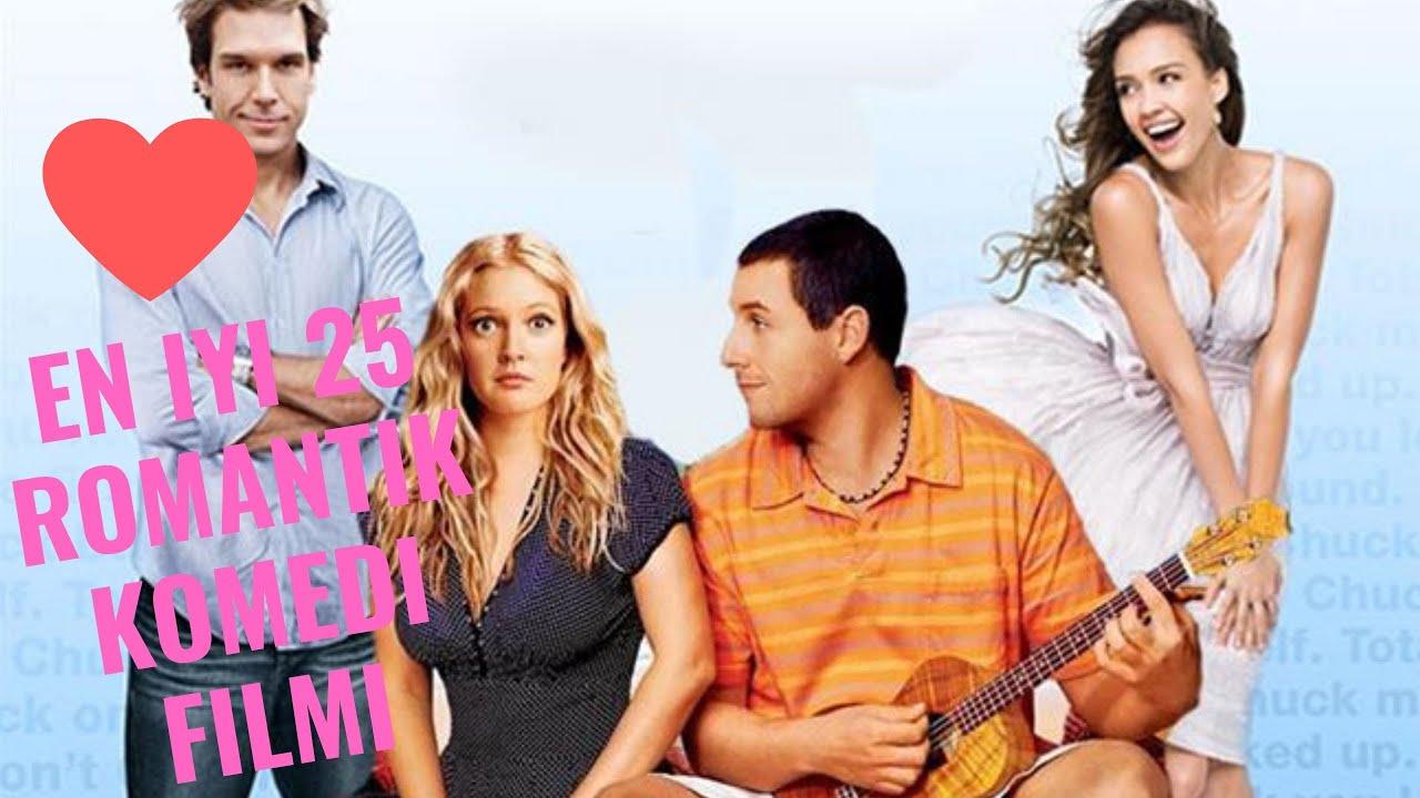 En İyi 25 Romantik Komedi Filmi
