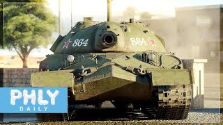 IS-7 MONSTER OF A TANK | Unedited Gameplay (War Thunder)