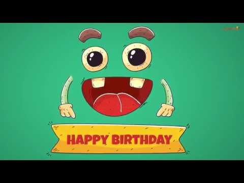 Cute Happy Birthday Wishes For Kids Free Video Song Your Son Daughter