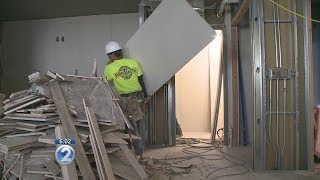 Workers needed for construction boom