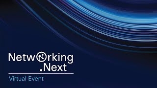 Networking.next Virtual Event 2020 Global Networking Trends