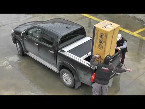 At www.accessories-4x4.com: New Toyota Hilux Vigo 2012 4x4 roller lid cover offroad accessories