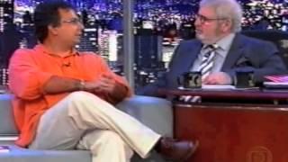 Uma das melhores entrevistas do Jô Soares
