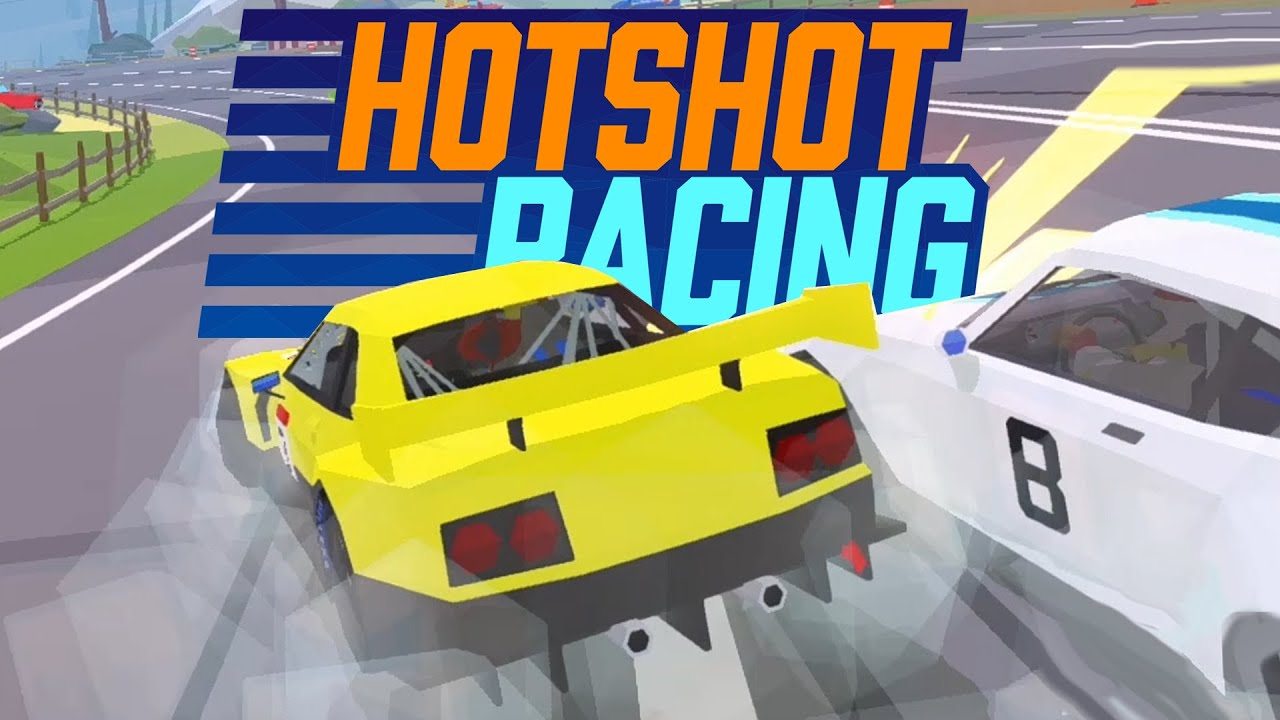 AUF KAMPFKURS IM R34 GT500! - HOTSHOT RACING Part 2 | Lets Play Hotshot Racing