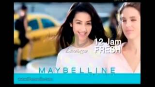 Iklan Maybelline - White Super Fresh Versi Velove