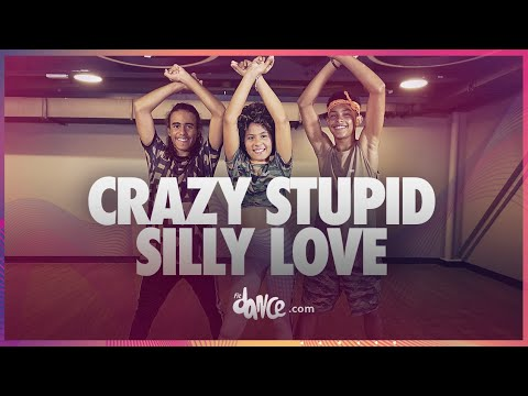 Crazy Stupid Silly Love - Now United (Coreografia Oficial) Dance Video