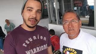 Ocasiven Recibe A  Venezolanos en Los Terminales De Peru Venezolanos En Peru Los Buenos Somos Mas