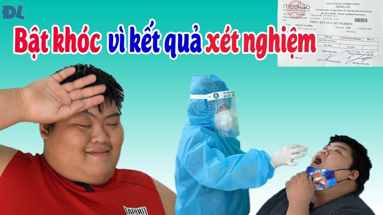Bình Sumo nghi dính Cô Vy,  xét nghiệm và  bật khóc - Độc Lạ Bình Dương Độc Lạ Việt Nam