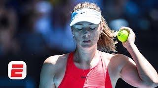 Have we seen the last of Maria Sharapova? | Australian Open