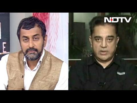 Tamil Nadu Government A Criminal Conglomerate: Kamal Haasan To NDTV