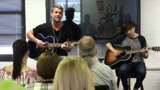 brett young in case you didn t know