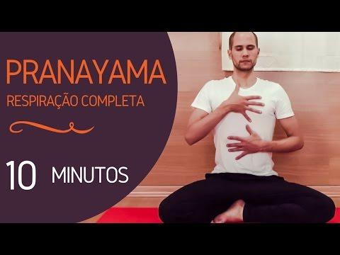 PRANAYAMA Yoga para Voce