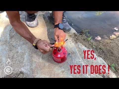 Fire Escape Carabiner - Outdoor Element Kickstarter Video