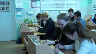Пожар на уроке химии