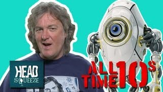Will Robots Ever Develop Feelings?   James May's Q&A (Ep 23)   Head Squeeze & Alltime10s thumbnail
