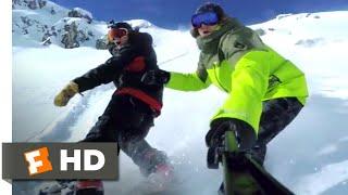 Shredtopia (2015) - Fresh Powder Scene (2/7) | Movieclips