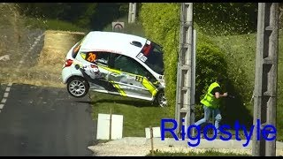 Best of rallye 2018 crash on the limit by Rigostyle