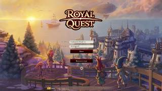 Royal Quest - как апнуть 65лвл за 3 минуты