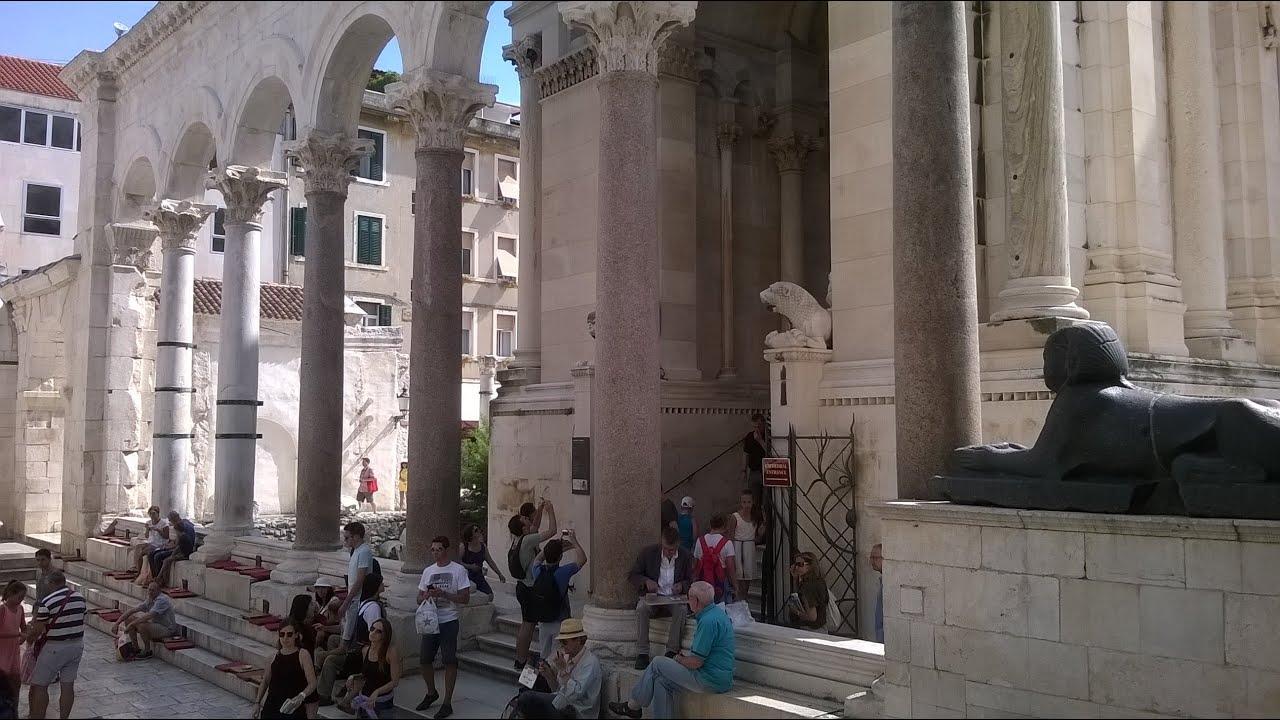 Split Croatia City Walkthrough Game Of Thrones Filming