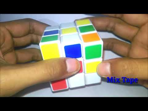 How to Match Robick's Cube in easy way ( বাংলা) 2017