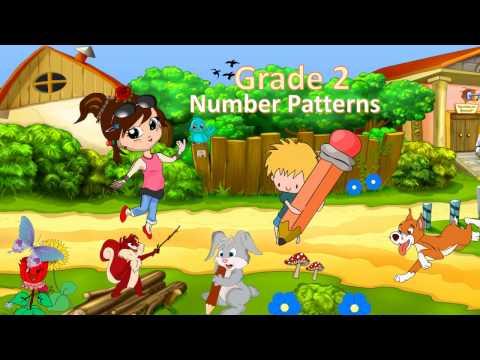 Number Patterns for Grade 2