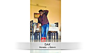 Morado   J Balvin | DAK | Urban twist