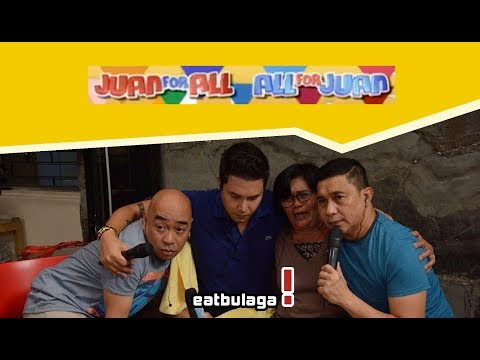 Juan For All, All For Juan Sugod Bahay   March 1, 2018
