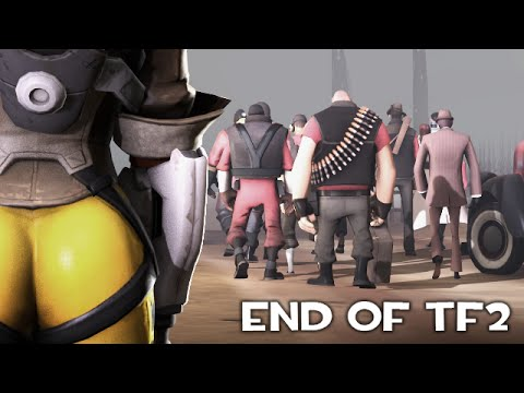 The End Of Team Fortress 2? SFM