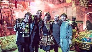 Bomba Estereo ft. Will Smith - Fiesta Remix  - Revista Whats Up