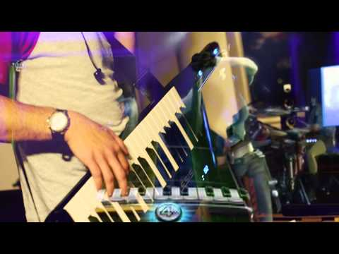 The Power of Love with the Alesis Vortex Wireless Keytar