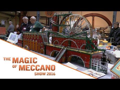 The Magic of Meccano Show 2016