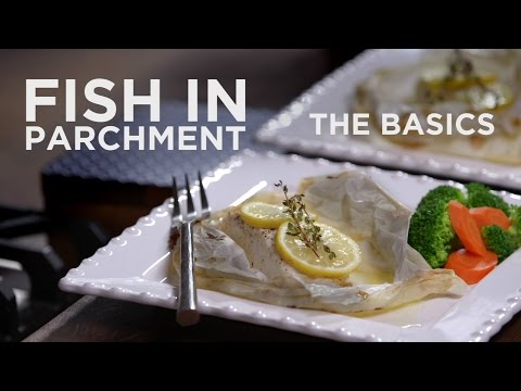 How to Cook Fish in Parchment Paper - The Basics on QVC