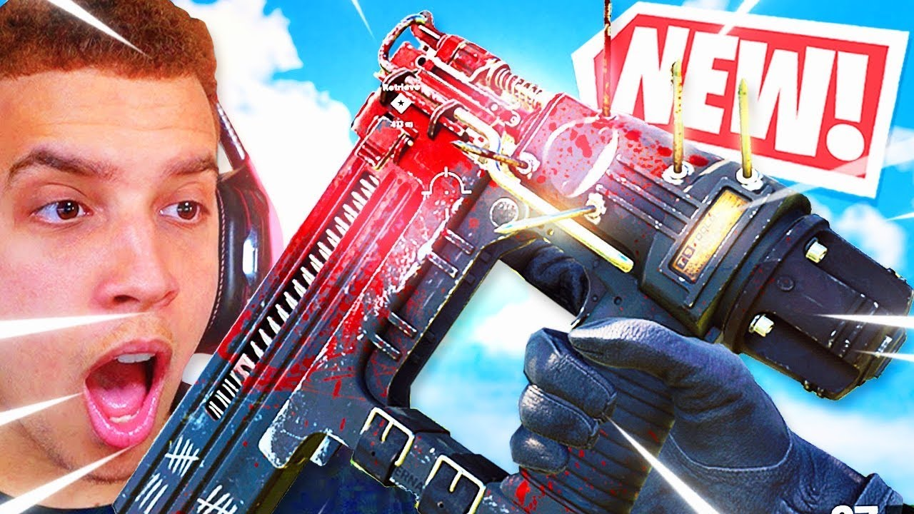 The NAIL GUN is OVERPOWERED in Warzone! (Season 4)