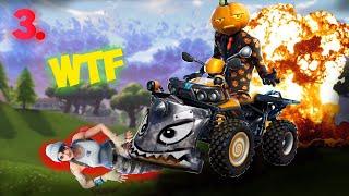 ROADKILL?!?! (QUADCRUSHER GAMEPLAY) Fortnite Best Funny, WTF, Fail Moments, and Epic Kills!