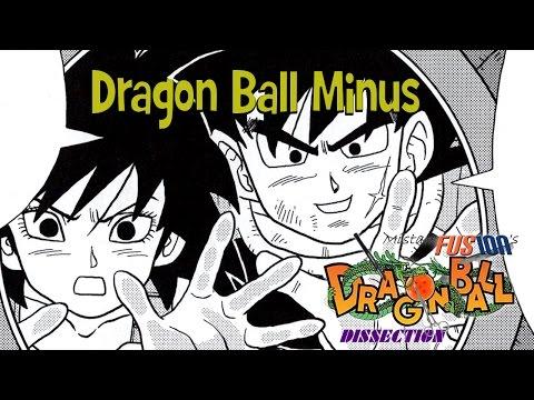 Dragon Ball Dissection: Dragon Ball Minus
