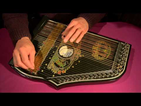 Variations on Pachelbel's  Canon - Etienne de Lavaulx on 5-chord zither