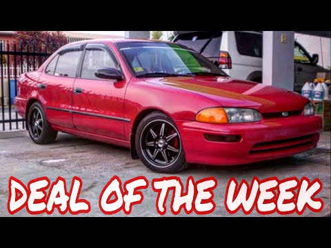 1996 GEO PRIZM DEAL OF THE WEEK FOR SALE 🤑 $1200