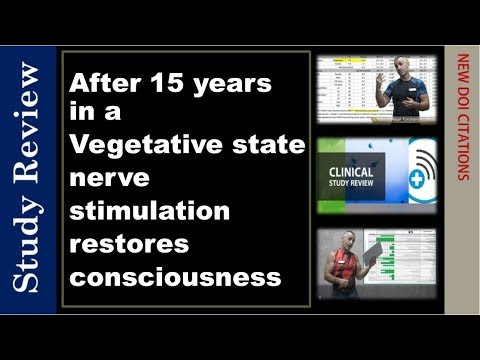 Consciousness restored after 15 years with nerve stimulation