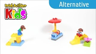 Lego Duplo 10602 Camping Adventure - Alternative Build #2 - Lego Speed Build For Kids