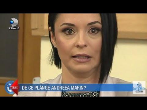 Stirile Kanal D (22.09.2017) - Andreea Marin, in lacrimi! Editie COMPLETA