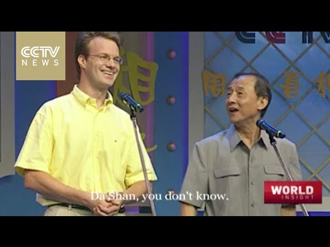 Crosstalk: A window into the world of Chinese humor