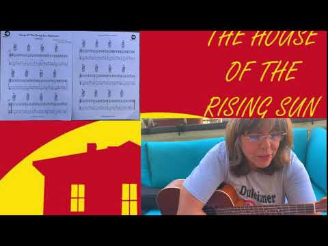 House of the Rising Sun Fingerpicked